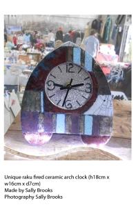 Arch clock2